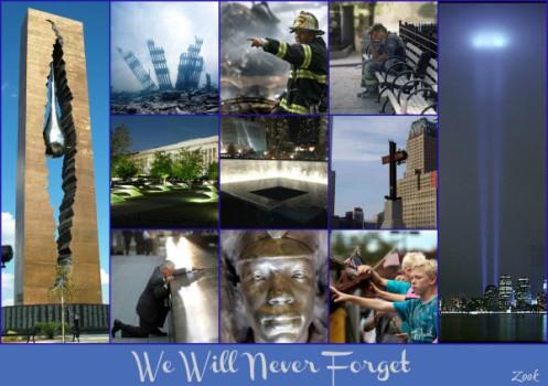 9.11 tribute