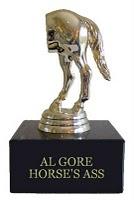 al gore Horses-Ass-Award