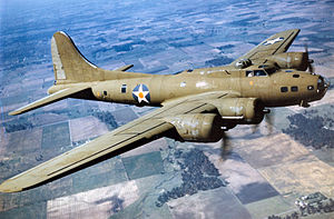 300px-Color_Photographed_B-17E_in_Flight
