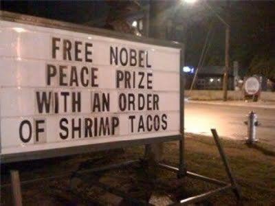 free nobel peace prize