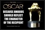 Oscars head up theass