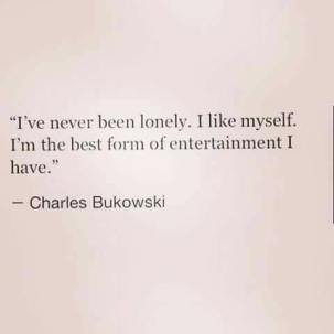 introvert lonely